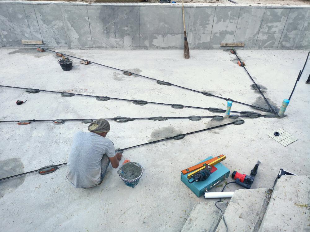 fafabriquation piscine beton